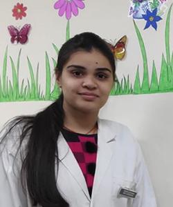 Dr Sanya Khanna
